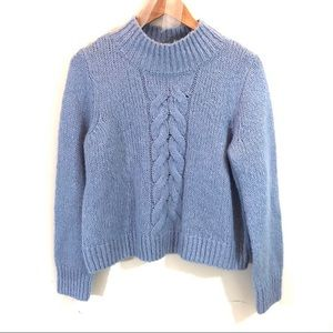Madewell Bayfront Turtleneck Sweater S